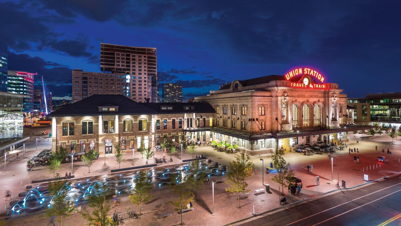 Image result for Denver Rapid Union station