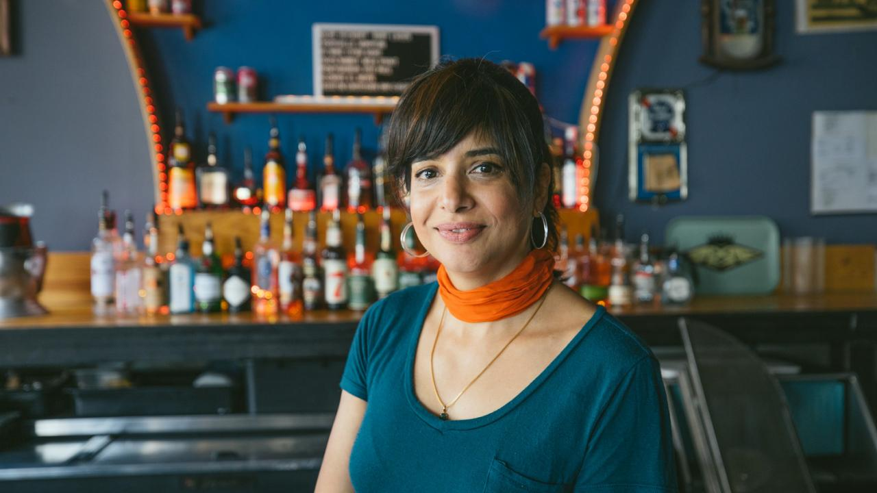 Cheetie Kumar, owner of Garland restaurant and music venues Kings and Neptunes in Raleigh, North Carolina