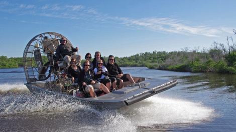 Everglades  Islands Boat Tour