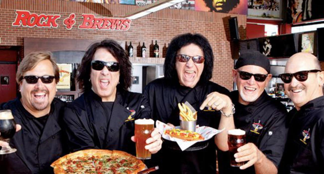 Restaurants Owned By Rock Stars And Music Industry Pros
