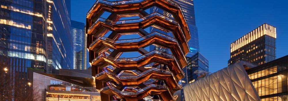 The Vessel in Hudson Yards, New York City