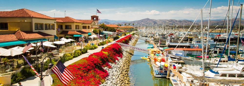 Ventura Harbor Village in Ventura, California