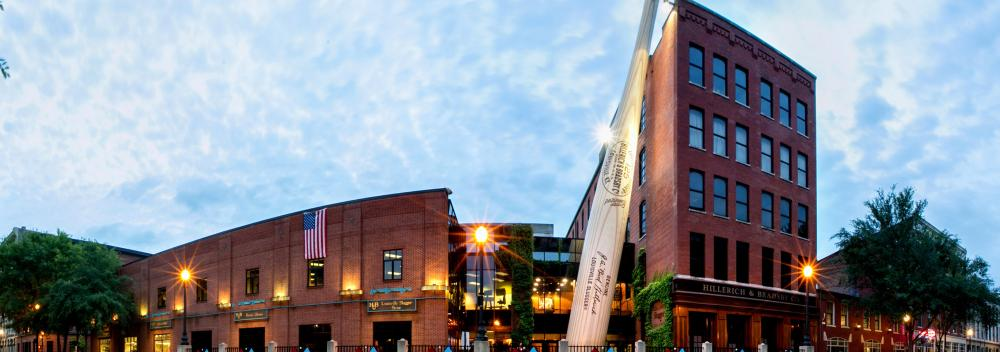 Louisville Slugger Museum & Factory in Kentucky